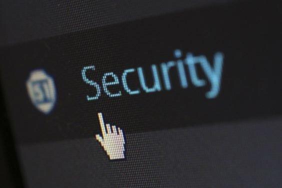 Sicherheit - Security (Wort) Screenshot