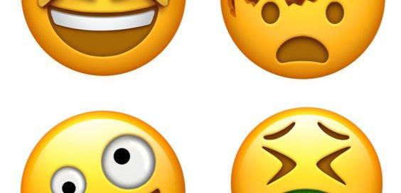 Apple Emojis ab Ende 2017