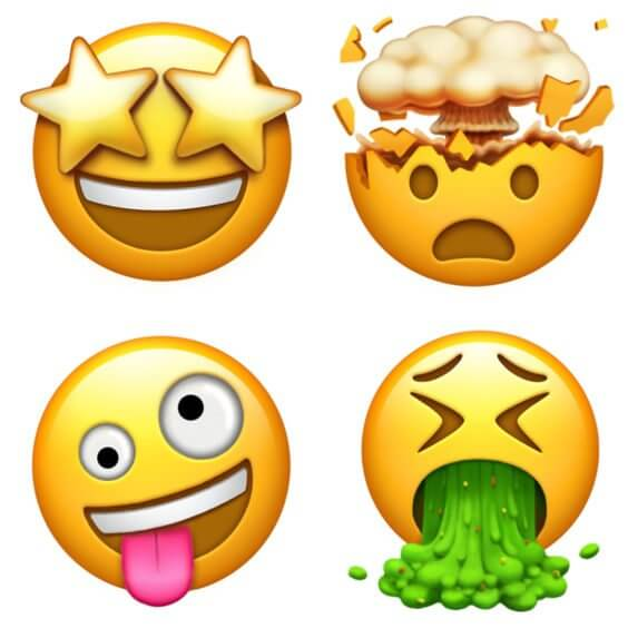 Apple Emojis ab Ende 2017