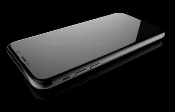 iPhone 8 Render | @GearIndia
