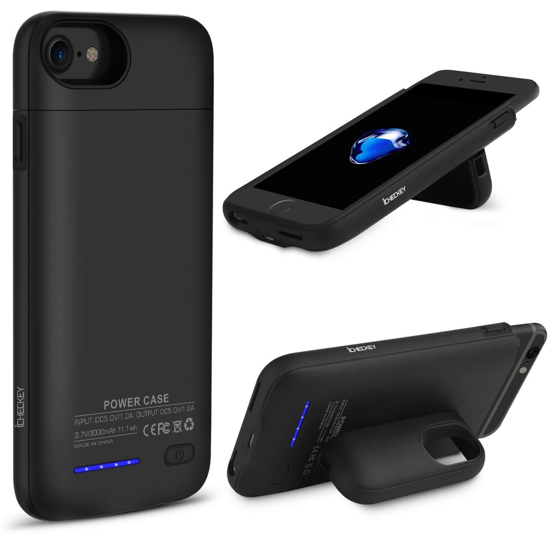 ICHECKEY Akkuhülle für das iPhone 6/6s/7 4.7 Zoll thumb