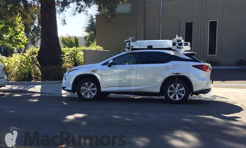 Apples autonomes Auto könnte in Teilen bei Quanta gebaut werden