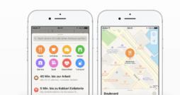 Apple Maps | Screenshot WakeUp Media
