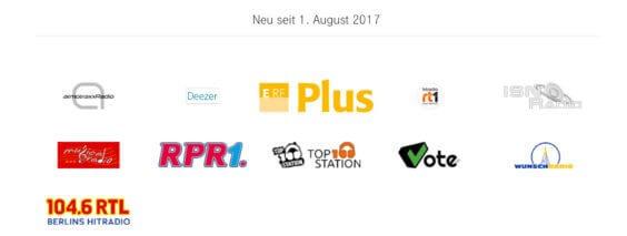 Telekom StreamOn Music neu ab 08.17 - Deutsche Telekom