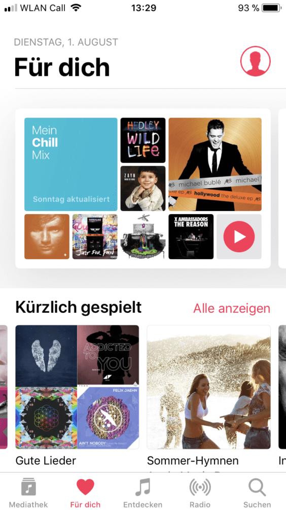 Apple Music Chill Mix