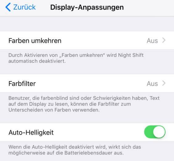 IOS 11 beta 6 veröffentlicht!