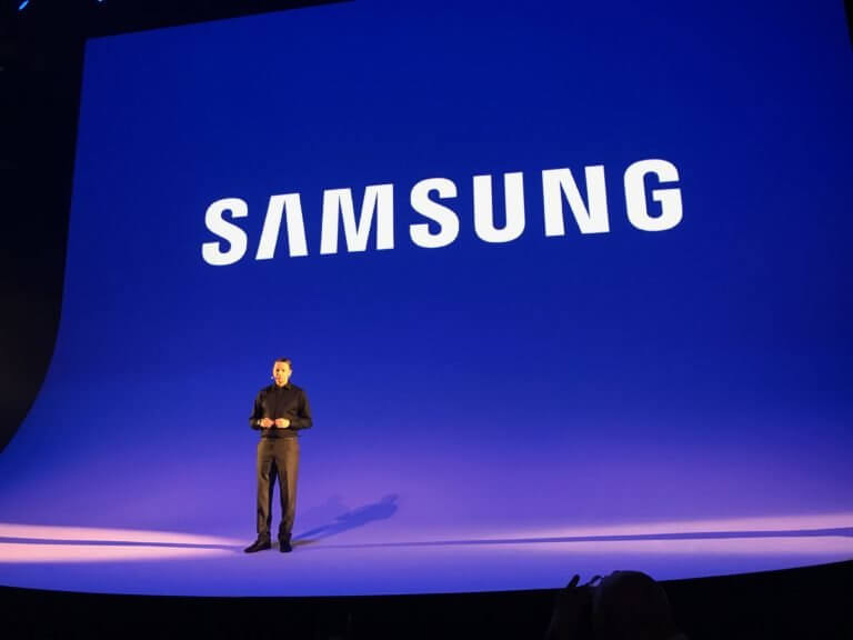 Samsung Logo | Moritz Krauß