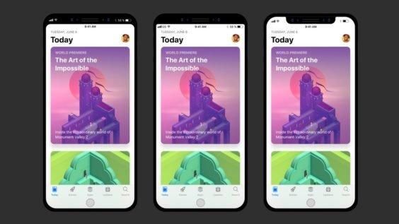 Welche Variante wählt Apple für die Statusleiste? | Maksim Petriv
