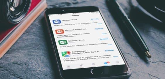 Gibt es echte App-Anwendungen?
