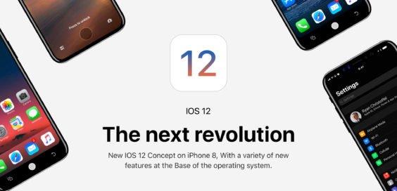 iOS 12 Konzept | Prince Studio