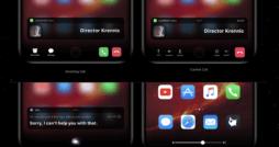 iPhone 8 HomeBar Konzept - Telefonat   John Calkins