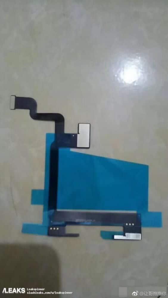 iPhone 8 Bauteil | /Leaks