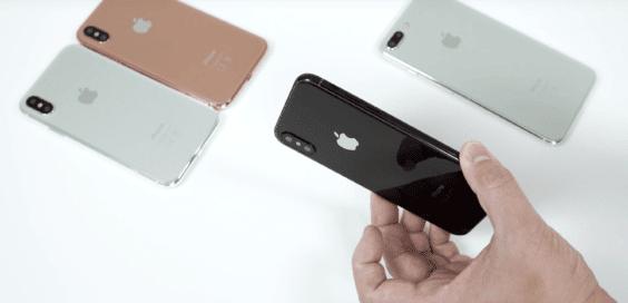 iPhone 8 und iPhone 7s von hinten   Danny Winget