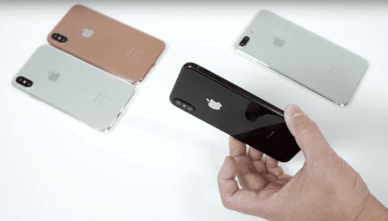 iPhone 8 und iPhone 7s von hinten | Danny Winget