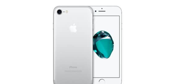 iPhone 7 silber Thumb