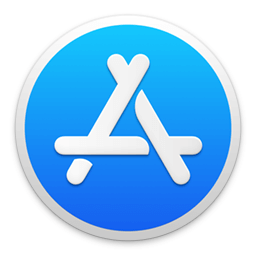 Mac App Store in macOS High Sierra