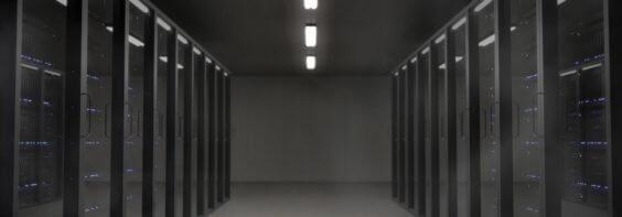 Serverraum Symbolbild