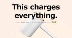 "IKEA ""This charges everything."" - Bild: The Verge"