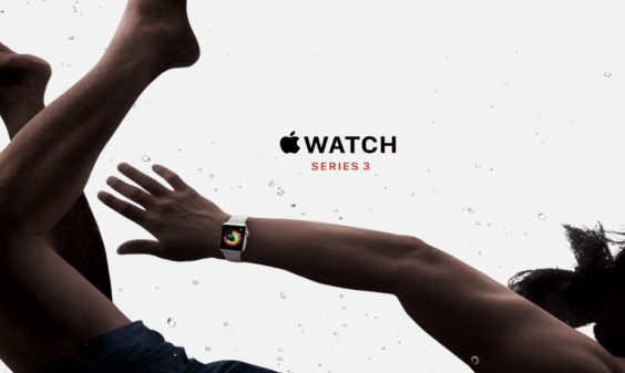 Apple Watch Series 3 Produktbild Apple