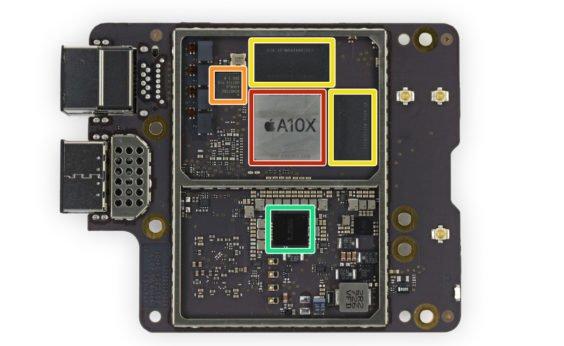 Apple TV Platine und Prozessor | iFixit