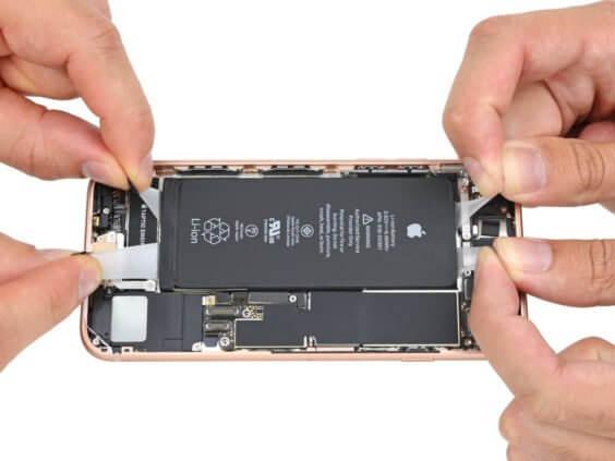 iPhone 8-Akku - iFixit