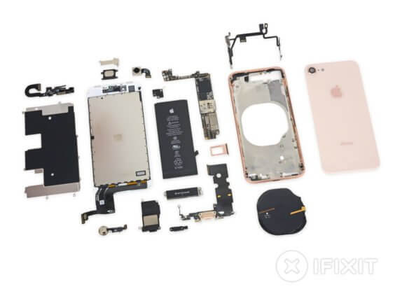 iPhone 8-Teardown - iFixit