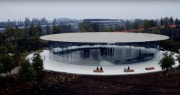 Steve Jobs Theater | Duncan Sinfield