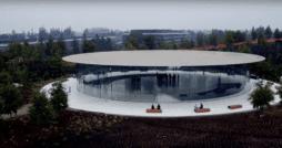 Steve Jobs Theater | Duncan Sinfield