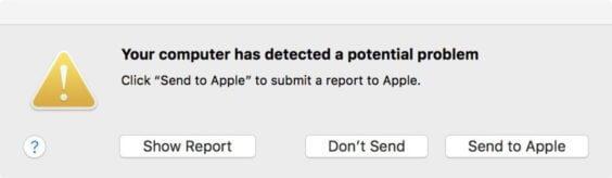 eficheck in macOS