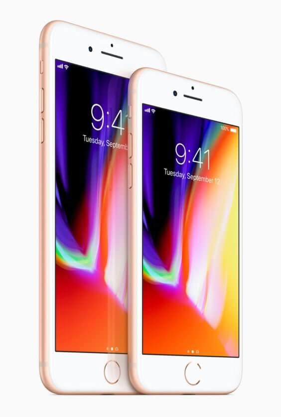 iPhone 8 (Plus)