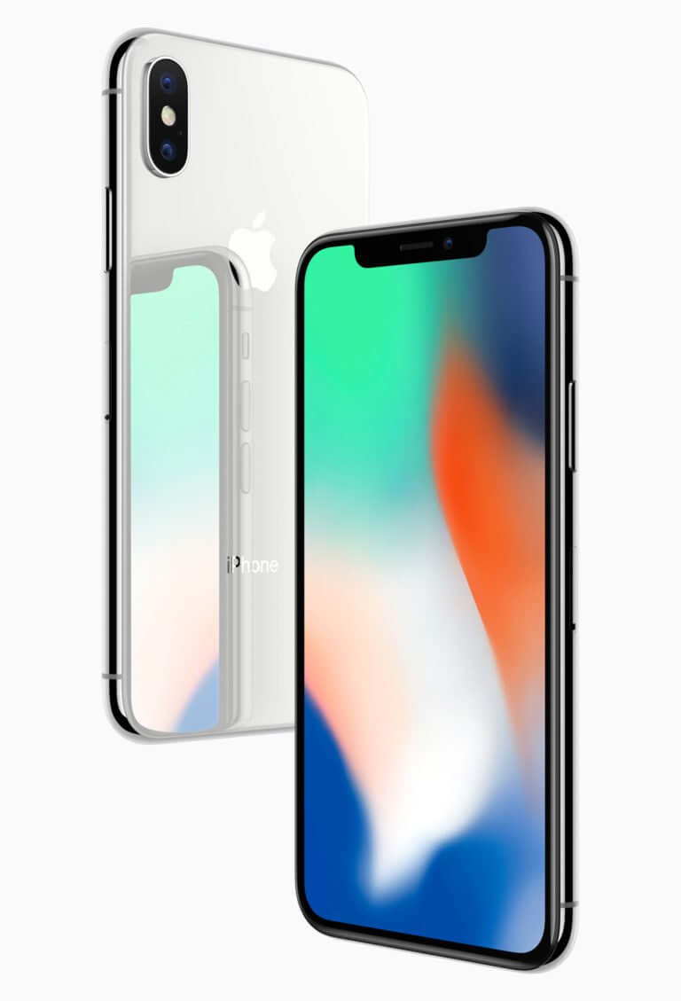 iPhoene X - Apple Presse 1