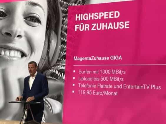 Magenta Zuhause Giga   Moritz Kraus / Techniksurfer