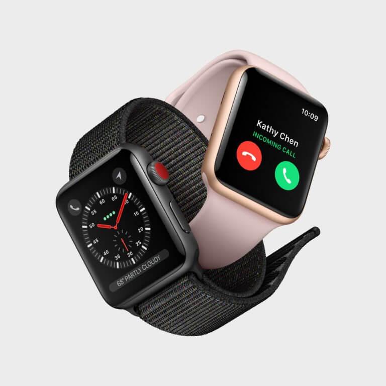 Apple Watch Series 3 - Apple