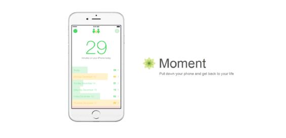 App der Woche Moment