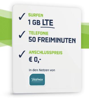 Mobilcom Debitel o2 Smart Surf Banner