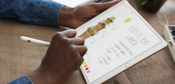 iPad Pro and Apple Pencil