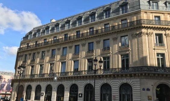 Apple Store Paris, Bild: Moritz Krauß