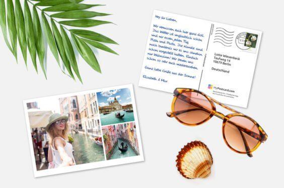 Foto Postkarten MyPostcard SC