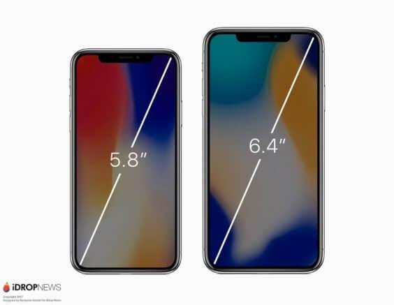 iPhone X / iPhone X Plus | iDrop News