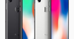 LineUp des iPhone X, Bild: Apple