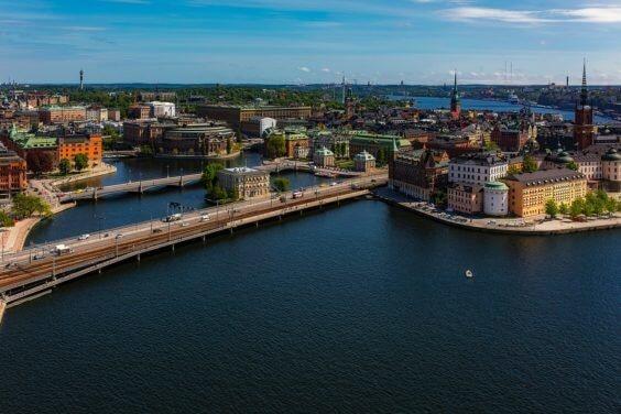 Stockholm Symbolbild