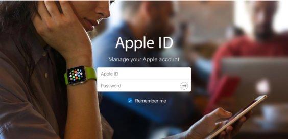 Apple-ID Login