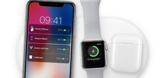 AirPower Charging