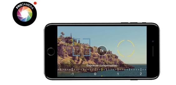 App der Woche - Pro Camera Thumb