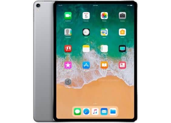 Randloses iPad - Benjamin Geskin