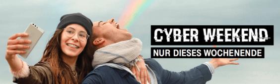 Deutsche Telekom Cyber Weekend november 2017