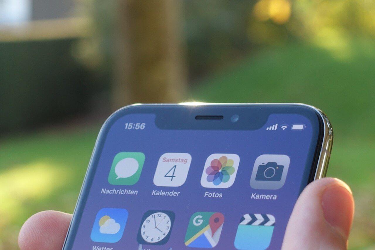 Umfrage: Soll das nächste iPhone so wie hier ohne Notch kommen?