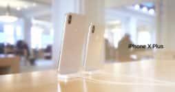 iPhone X Plus Konzept - Martin Hayek