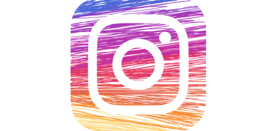 Instagram Logo Symbolbild