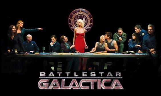 Battlestar Galactica von Ronald D. Moore / MacRumors